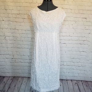 White Michael Kors Dress Size 8
